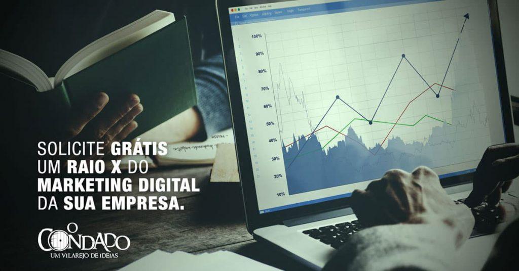 Raio X do Marketing Digital [Diagnóstico Gratuito]