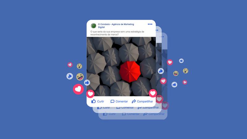facebook ads: etapa de reconhecimento da marca