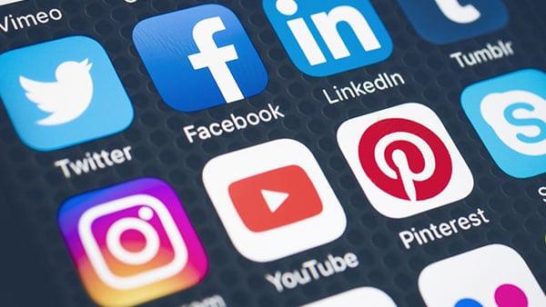 redes sociais mais indicadas para a sua empresa