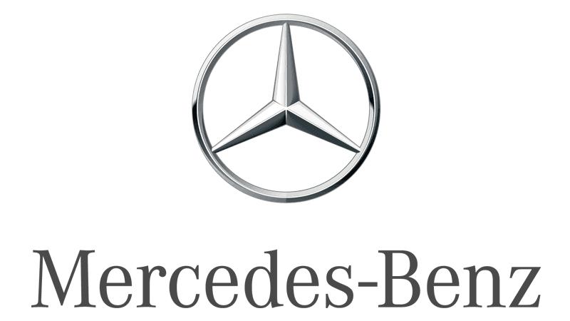 logotipo da Mercedes-Benz e a psicologia da cor cinza